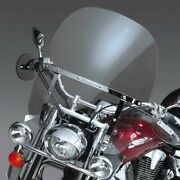 National Cycle Switchblade 2-up Windshield, Clear N21105 Hon Vtx1300c 04