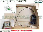 Land Rover Parking Brake Actuactor Cable Range Rover 03-09 Oem New Snf500140