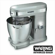 Waring Wsm7q 7 Quart Commercial General Purpose Mixer 850 Watts Blow Out
