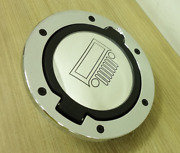 Fuel Gas Tank Filler Cap, Fit For Jeep Wrangler Rubicon Year 2007 Up, Oem Item