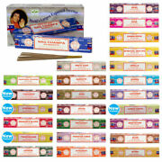 Satya Home Fragrance Scents Perfume Aroma Incense Sticks 15g - 1 Pack 🎄