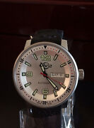 Gevril Gv2 Stadium + Dads And Grads + 4000r Limited Edition 244/500 Mens Watch