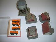 N Scale Vollmer /etc. Houses / Mixed Lot  Lot 11279
