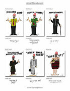 Greeting Card Lot Of 252 Adult Humor All Occassion Cards Liquidating Entire Line
