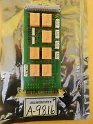 Asml 4022.471.4504 Msl Led Indicator Board Pcb Card Used Working