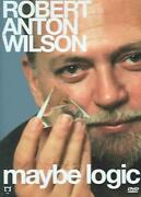 Maybe Logic The Lives And Ideas Of Robert Anton Wilson New Dvd