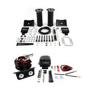Air Lift Suspension Air Bag And Dual Path Leveling Kit For Dodge Ram 1500 4wd/rwd