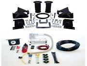 Air Lift Suspension Air Bag And Dual Air Path Leveling Kit For F-150 Pickup 4wd