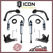Icon S2 Secondary Shock System Stage 1 For 05-21 Toyota Tacoma 03-09 4runner