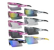 Titus G20 All Sport Safety Glasses Shooting Eyewear Protection Ansi Z87+ Ppe Usa