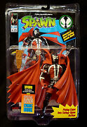 Spawn Series 1 Original Action Figure With Comic 1994 Mcfarlane Toys Amricons