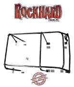Rock Hard 4x4 Bolt In Ultimate Sport Cage For 1993-1998 Jeep Grand Cherkee Zj