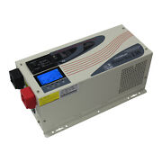 3000w 12v Low Frequency Off-grid Inverter Battery Charger Ups Bypass Peak 9000w