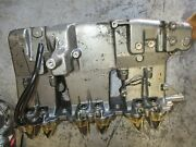 1996 Suzuki Dt200 2-stroke Outboard Intake Manifold With Reeds 13150-92e30