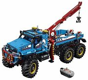 Lego Technic 6x6 All Terrain Tow Truck 42070 1862pcs Free Expedited Shipping