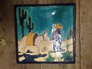 Brayton Laguna Pottery California Art Deco Tile Art Pottery