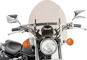 Slipstreamer 1988-1998 Kawasaki Vn1500a Vulcan 88 Hd-0 Windshield Smoke 7/8 Hd-