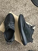 Yeezy Size 10 Pirate Black