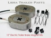 4 12 Electric Trailer Brake Magnet Replacement Kits - 21025