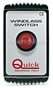 Quick Hydraulic Magnetic Circuit Breaker Switch For Anchor Windlass 50a