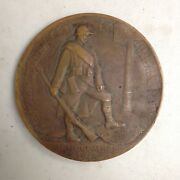Very Rare World War 1 Wwi Medals/awards Lot Of 6