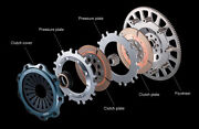 Orc Racing Concept Twin Plate Clutch Kit For Evo 5 Cp9a 4g63