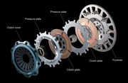 Orc Racing Concept Twin Plate Clutch Kit For Evo 8/mr Ct9a 4g63