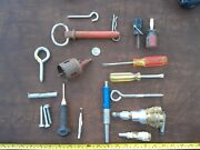 7ccc59 Assorted Tools And Hardware Malco Nail Set, Pin Pusher, 3/4 X 4 Clevis