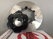 Gwr Superlight 11 Slotted Rotors Rear Pair - 17and039+ Fiat 124 Spider