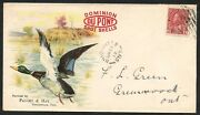 Canada 106 On Dominion Dupont Shot Shell Gun And Powder Advertising Cover Bt9765