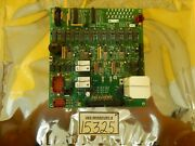Amat Applied Materials 0100-00611 Smoke And Water Leak Detector Board Pcb Used