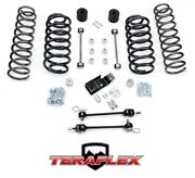 Teraflex 3 Coil Lift Kit With Quick Disconnects For '97-'06 Jeep Wrangler Tj