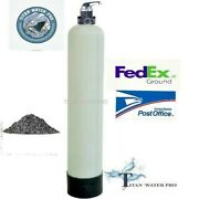Whole-house Water Filter System Catalytic Carbon .75 Cf Chloramines, Sulfide Voc