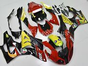 Red Black Yellow Shark Abs Injection Fairing Kit Fit For 2009-2014 S1000rr