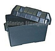 Battery Box Holder With Mounting Straps Mini 205x135x150mm