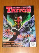 Triton Comic Cards And Collectibles 4 May 1994 Attic Books Us Magazine