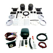 Air Lift Control Air Spring And Single Path Leveling Kit For Silverado 1500hd/2500