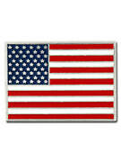 Pinmartand039s Made In Usa Rectangle Presidential Suit Jacket American Flag Lapel Pin