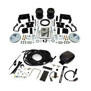 Air Lift Control Air Spring W/single Path Leveling Kit For F-350/250 Super Duty