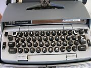 Smc And Sears 4 Typewriters In Vgc - Electrics