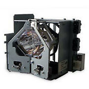 Replacement Lamp And Housing For Digital Projection Titan Xg-500 Dual Lamp Version