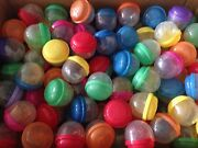2 Inch 2 Vending Machine Capsules Sticky Toys 50 Pieces Birthday Bags Prizes