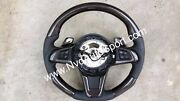 Bmw Z4 E89 Carbon Fiber Multi Function Steering Wheel With Shift Paddles