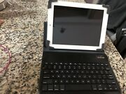 Apple Ipad 2 With A Leather Case Bluetooth Keyboard