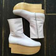 Vivienne Westwood Rockin And039horse Boots White Uk 6 From Japan F/s