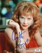 Annette Bening Mars Attacks Signed Authentic 8x10 Photo Psa/dna P43218