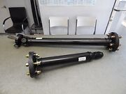 R107 560sl Drive Shaft O.e Complete With New Center Support And Bearing And Flex