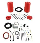 Air Lift Control Air Spring And Dual Path Compressor Kit For Pathfinder Off-road