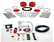 Air Lift Load Control Air Spring And Single Path Leveling Kit For Jeep Liberty Kj