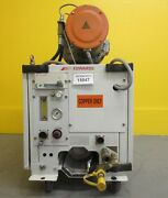 Qdp40 Edwards A528-40-905 Dry Vacuum Pump With Qmb250 Copper Cu Tested As-is